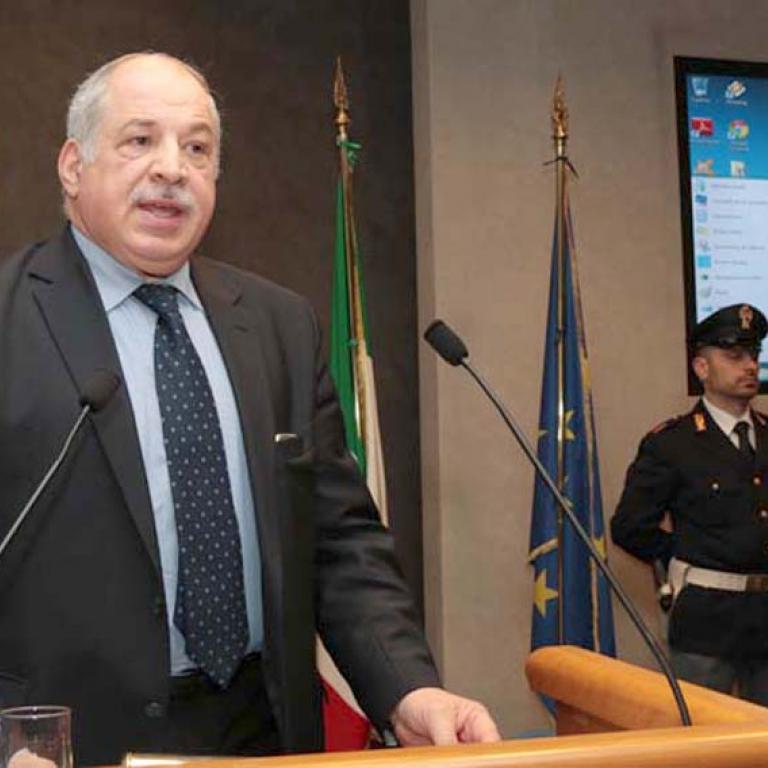 Intervento di Roberto Santorsa, Direttore Centrale di Sanità della Polizia di Stato